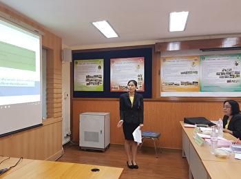 Miss Suvimol Thongchum