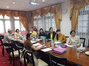 Quality assurance within the course level Rajamangala University of Technology Krungthep