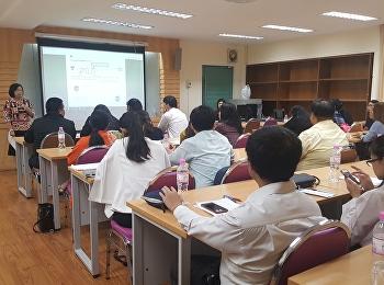 New student orientation No.22