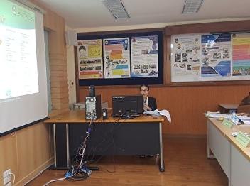 The Thesis Examinations of Miss Rutairat Wiangjunda