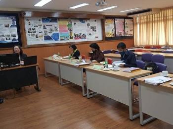 The Thesis Examinations of Miss Somchit Kitprasert