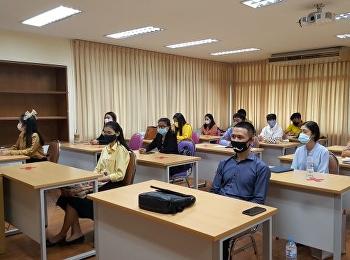 ปฐมนิเทศนักศึกษารุ่น 23 หลักสูตรครุศาสตรมหาบัณฑิต สาขาวิชาการบริหารการศึกษา