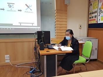 The Thesis Proposal Examination of  Miss Jirawadee Sinthon