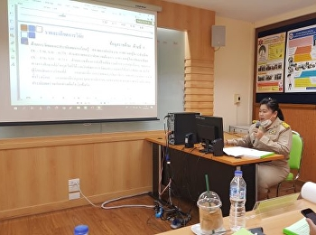 The Thesis Examinations of Ms. Thanyawalak Kwangpraisri