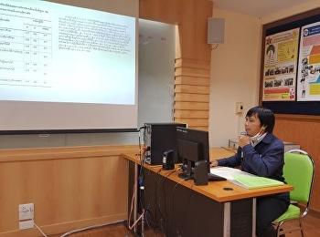 The Thesis Examinations of Mr. Phisut Sakkulsarn